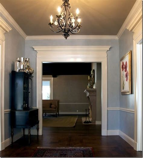 How To Trim A Door Opening by Best Crown Molding For Low Ceilings Studio Design