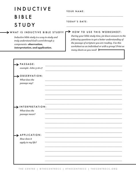 lesson plan template bible study printable bible study worksheets for adults wiildcreative