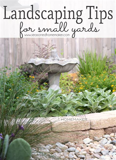 landscaping tips 6 landscaping tips for small yards landscaping is easy