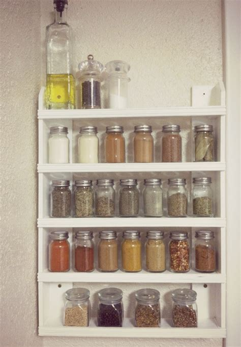kitchen rack designs 8 best wall spice rack ideas images on pinterest wall