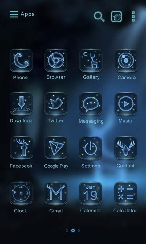 themes apps android deer go launcher theme android apps on google play