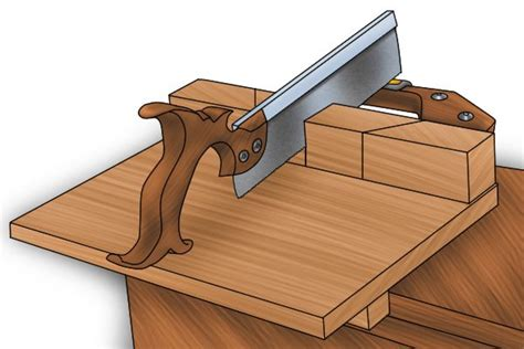 making a bench hook how to cut mitres using a bench hook to hold the wood