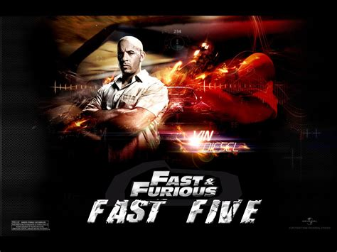film fast and furious 5 fast five english movies