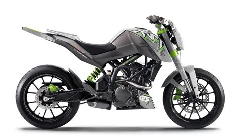 Ktm 125 Sports Bike 2011 Ktm 125 Duke Launched 187 Autos Motorcycles