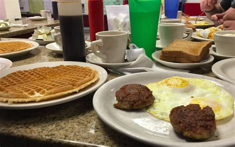 lincoln waffle house other than that mrs lincoln how were the waffles