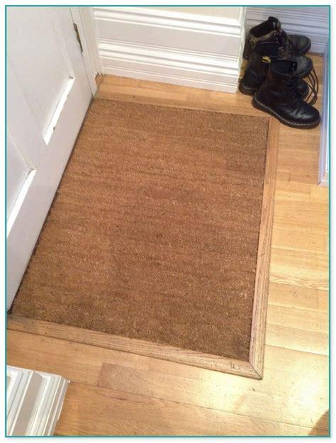 Coir Doormat Cut To Size best doormat for snow