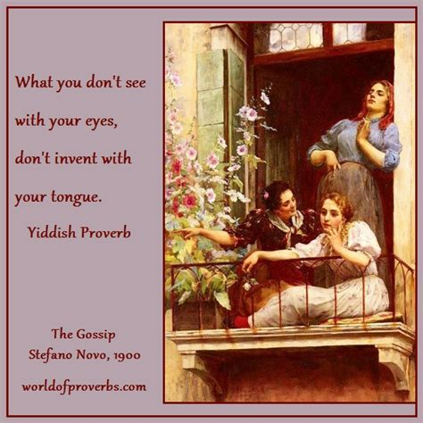 a gossip in yiddish yiddish humor quotes quotesgram