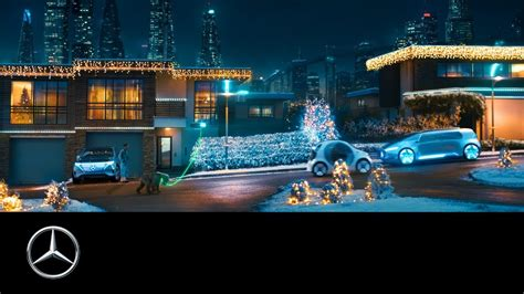 future traditions  christmas film  mercedes benz swabian tv spot youtube