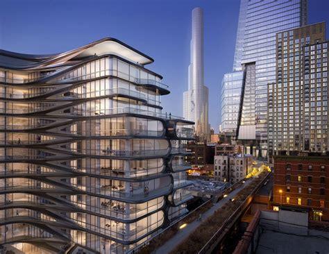 10 hudson yards 27th floor new york ny 10001 new york condominium project zaha hadid architects