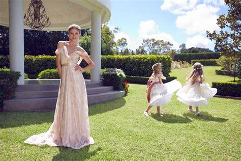Garden Wedding Reception Attire Garden Wedding Dresses For The And
