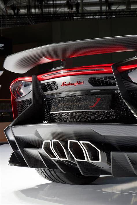 Lamborghini Official Website by Lamborghini Aventador J Lamborghini Spa Auto Design Tech
