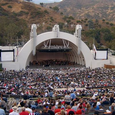hollywood bowl section h experiencing los angeles experiencing l a at the