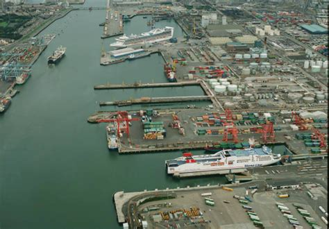 dublin port dublin port wants bigger of cruise world