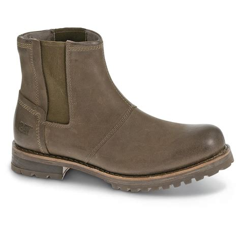 boots shoes for cat footwear s staten romeo casual boots 662873