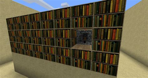 minecraft bookshelf door 28 images minecraft sliding