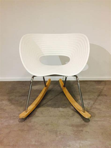 rockin chairs tom arad voor vitra tom vac rocking chair catawiki
