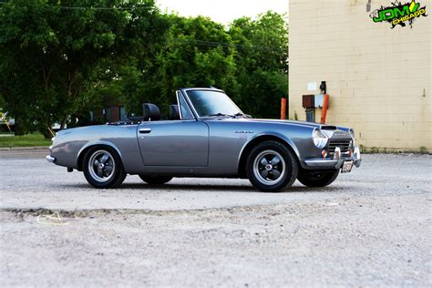 datsun roadster feature 1968 datsun roadster