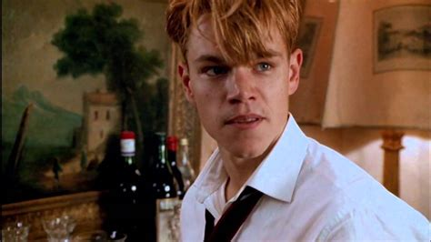 talented mr ripley matt damon tom ripley matt damon the talented mr ripley