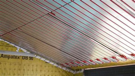 Chauffage Plafond by Chauffage Plafond Rayonnant Eau