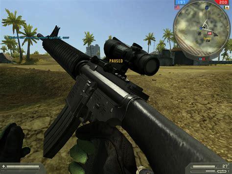 in image battlefield 2 mod db m16a4 w acog image insurgent strike mod for battlefield 2 mod db