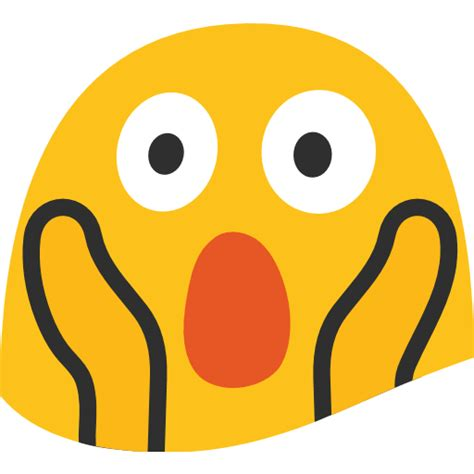 emoji yelling image gallery screaming emoji