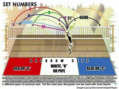 setter definition in volleyball volleyball set numbers volleyball ideas pinterest