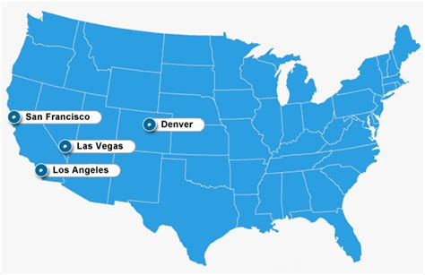 map usa las vegas location of las vegas in usa map map of las vegas city
