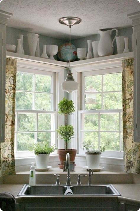 light over kitchen sink window corner plans breakfast nook 17 best ideas about corner windows on pinterest corner