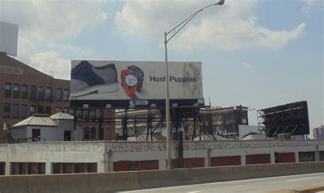 why are they called hush puppies hush puppies watches billboards in nyc caigns
