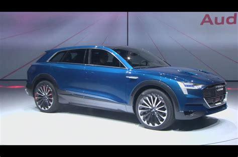 Audi Q 6 by Audi Q6 E Quattro Confirmed For Production Autocar