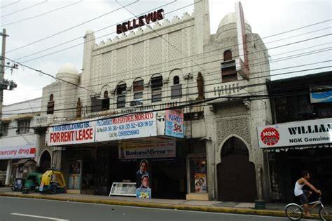 bellevue theatre  manila ph cinema treasures