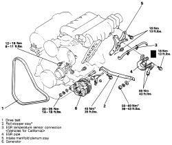 2000 mitsubishi diamante alternator diagram imageresizertool com repair guides charging system alternator autozone com
