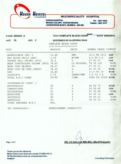 sle of blood test report sepsis sepsis s siesta septicemia