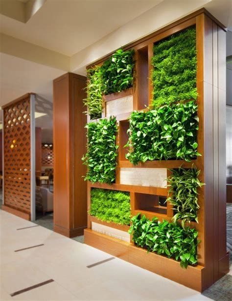 25 best ideas about indoor vertical gardens on