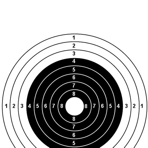 printable airsoft targets silhouette shooting targets to print quotes