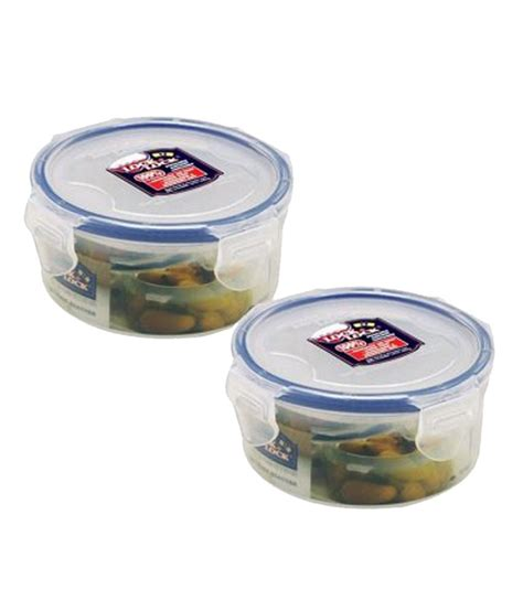 Promo Lock N Lock Container Tempat Makan Classic Gift Set lock lock multi classic container set 2 pcs buy at best price in india snapdeal