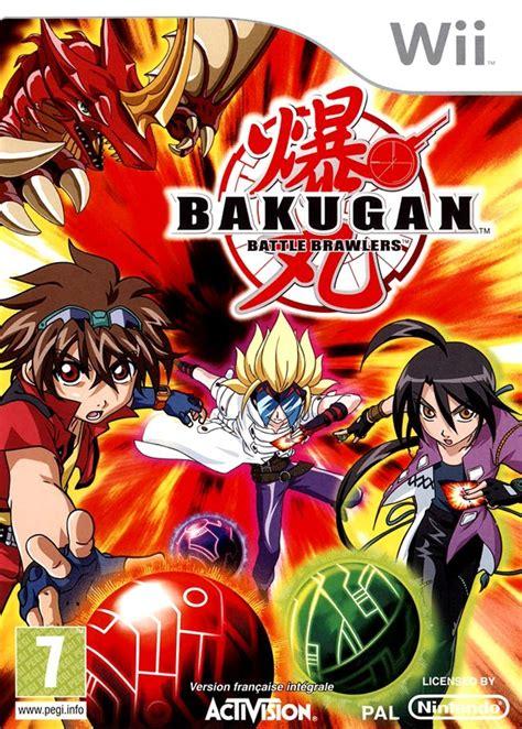 Komik Bakugan Battle Brawlers test bakugan wii