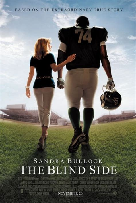 Blind Side Poster enter to win passes to the blind side at the st louis