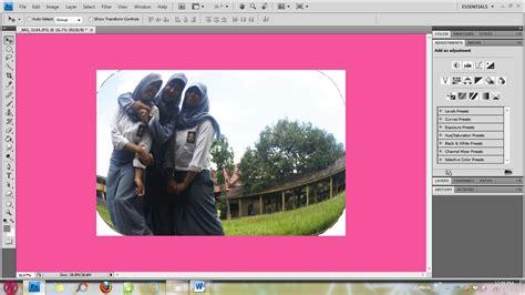tutorial photoshop fisheye tutorial photoshop cara membuat efek fisheye di photoshop