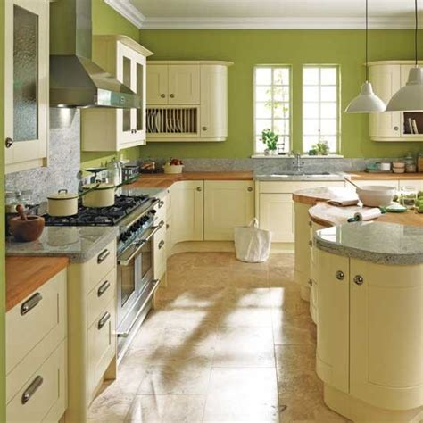 green and kitchen ideas 5 amazing kitchen color ideas to spice up your kitchen