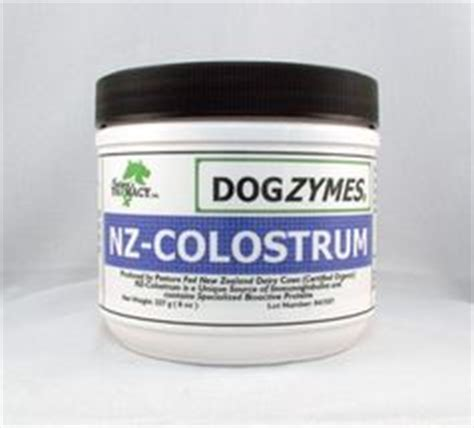 colostrum for dogs colostrum for allergies holistic and organix pet shoppe pinte