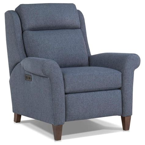 Johnny Janosik Recliners by Smith Brothers 729 Casual Motorized Recliner Chair With
