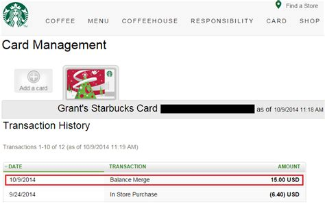 Check Your Starbucks Gift Card Balance - phone number to check starbucks gift card balance infocard co