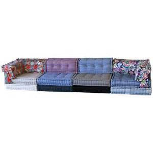 mah jong modular sofa by roche bobois at 1stdibs