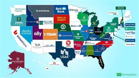 largest bank in here is the bank in every state gobankingrates