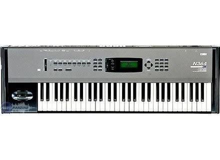 Keyboard Korg N364 user reviews korg n364 audiofanzine