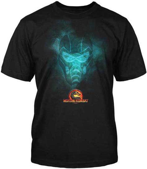 T Shirt Mortal Kombat Anime mortal kombat sub zero t shirt