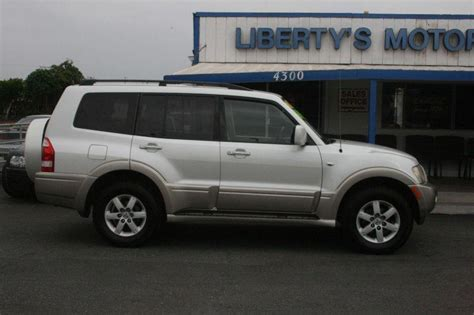 2005 mitsubishi montero for sale in montclair ca