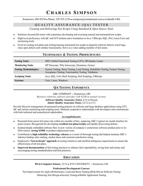 loadrunner tester resume 28 images pay for essay and get the best paper you need loadrunner