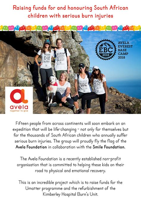 the home of great south african news sa good news raising funds for sa children with serious burn injuries